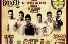 Jaén acoge el viernes tres semifinales clasificatorias para el Campeonato de España élite de boxeo