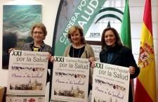 La XXI Carrera Popular por la Salud de Jaén se celebrará el 17 de abril
