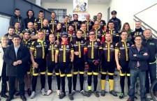 Bedmar presenta a su club ciclista