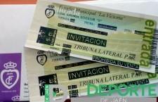 Sorteo de dos entradas para el Real Jaén – Algeciras CF