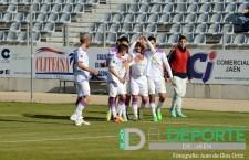 La efectividad de Sergio Molina y Nuno Silva da los tres puntos al Real Jaén (la crónica)