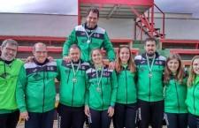 El Unicaja recolecta ocho medallas en diferentes citas durante la pasada jornada