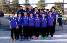 Villacarrillo acoge el Campeonato de Andalucía de fútbol sala alevín
