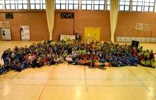 Unas 400 participantes se reunieron en torno al III Día del Balonmano Femenino en Jaén