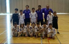 Los benjamines de fútbol sala se citan en el regional de Baena
