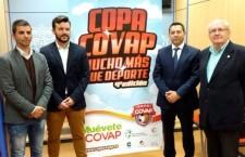 Linares, sede provincial de la IV Copa Covap que se celebrará el 17 de abril