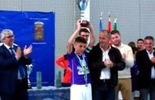 Los alevines de Jaén, subcampeones de Andalucía de fútbol sala