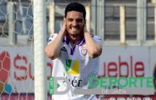 Vitu abandona el Real Jaén y este martes será presentado como nuevo jugador del Martos CD