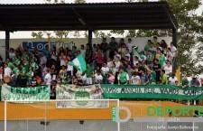 La afición en La Juventud (Atlético Mancha Real – Zamora CF)