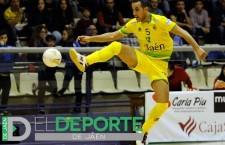 El Jaén FS renueva a Boyis