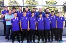Los cadetes de fútbol sala afrontan el Campeonato de Andalucía