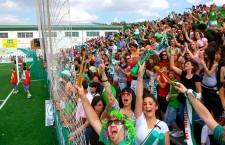 La Juventud contará el domingo con gradas supletorias