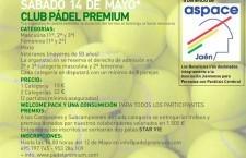 La Alberca organiza su segundo torneo a beneficio de Aspace