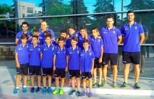 Los benjamines de Jaén disputan el Campeonato de Andalucía