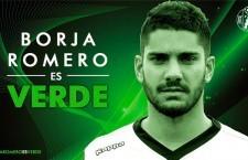 Borja Romero, nueva incorporación del Atlético Mancha Real