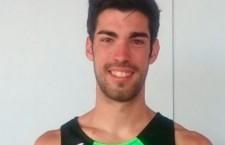 Carlos Rojas logra una plata en su debut internacional en los Juegos del Mediterráneo