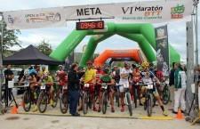 La VII Maratón BTT Sierra de Cazorla acogerá este domingo a los mejores corredores del Open de España