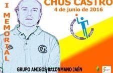 El GAB Jaén homenajeará a Chús Castro el próximo 4 de junio