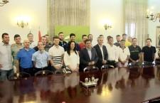 La Diputación apoyará al Atlético Mengíbar FS en Segunda División