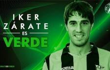 El Atlético Mancha Real ficha a Iker Zárate, procedente del Portugalete