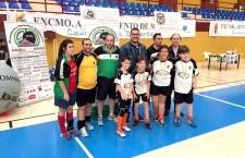 Martos fue escenario nacional de kinball con más de 150 participantes