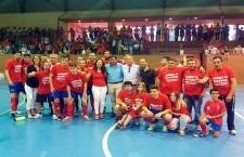 El Atlético Mengíbar asciende a Segunda División de la LNFS
