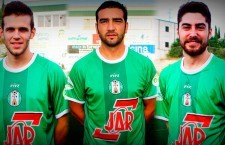 Juanlu, Miguel y Álvaro no seguirán en el Atlético Mancha Real