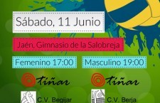 La Salobreja acoge este sábado el I Torneo de Voleibol Virgen de la Capilla