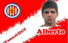 Alberto García, nuevo jugador de la UDC Torredonjimeno