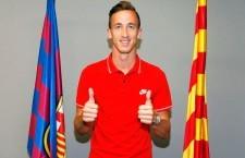 El jiennense Juan Cámara renueva con el Barça B