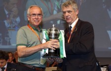 Atlético Mancha Real y Real Jaén reciben sus premios de la RFEF