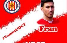 La UDC Torredonjimeno ficha a Fran Rodríguez