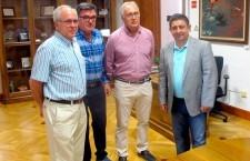 'Jaén, paraíso interior' será el espónsor del Atlético Mancha Real
