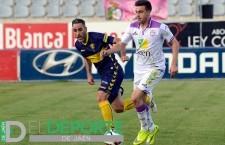 Pablo Ortiz se convierte en el primer fichaje del Linares Deportivo
