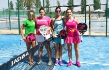 Aranda-Parras y Trigo-Martínez, vencedores del Open Plata 'Madean – Grupo Electrostocks'