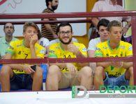 La afición en el Trofeo del Olivo (Jaén FS 4-1 Selección Vietnam)
