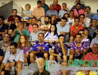 La afición en La Victoria: Real Jaén 5-2 Real Balompédica Linense
