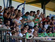 La afición en La Juventud (Atlético Mancha Real – San Fernando)