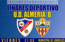El Recre no visitará Linarejos este viernes y el Almería B le sustituirá