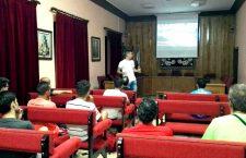 Miembros del Mengíbar FS conocieron múltiples aspectos sobre la preparación física en el fútbol sala