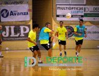 El Jaén FS inició sus entrenamientos de pretemporada en La Salobreja