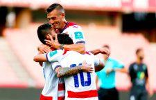 El Atlético Mancha Real debuta con un empate en Granada