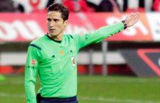 Munuera Montero arbitrará el Valladolid – Alavés de este domingo