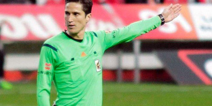 Munuera Montero arbitrará el Espanyol – Villarreal