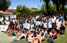 El Circuito Provincial de Natación de la Diputación registra 331 participantes