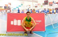 El linarense Pablo Sánchez, convocado con la Selección Española de baloncesto U14