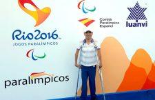 La provincia de Jaén fijará su mirada en el nadador Martínez Tajuelo durante los Juegos Paralímpicos