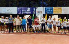 Ricardo Ojeda se proclamó ganador del II Open Nacional de Tenis 'Enequipo'