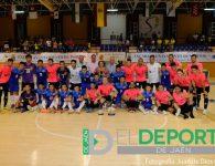El Jaén Paraíso Interior FS se lleva el V Trofeo del Olivo