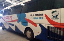El Atlético Mengíbar promueve entre sus socios la posibilidad de viajar con el equipo
